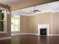 painted-livingroom-walls-trim